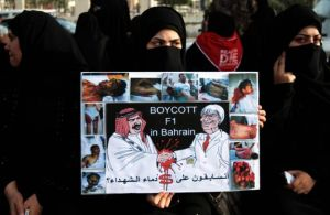 bahrain-f1-proteste