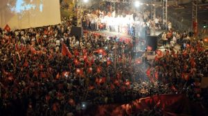 tunisians in front of NCA