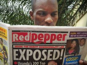 Photo credits: The Independent.  The tabloid 'Red Pepper' releases the disturbing list.
