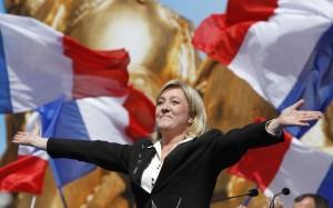 Marine Le Pen  Photo Credits: voxnews.info