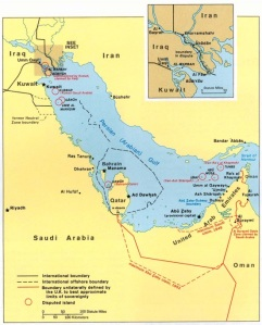 Photo Credits: lib.utexas.edu Map of the Gulf Region