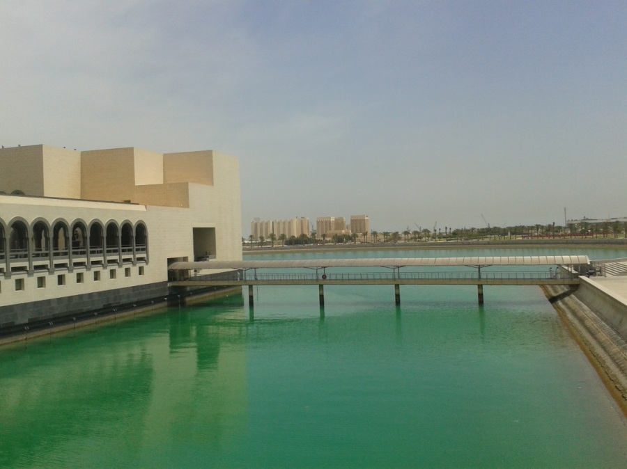 Photo Credits: Jamie Pinnock The Museum of Islamic Art